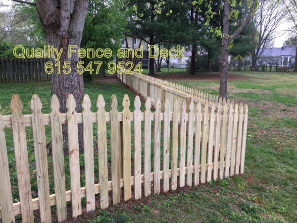 French Gothic Quality Fence And Deck Llc