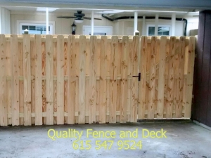 Shadow Box Quality Fence And Deck Llc