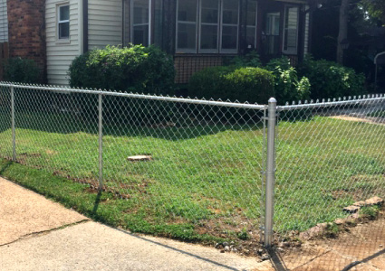 Chain Link Fencing in Murfreesboro, TN | Quality Fence & Deck - chain-link-fencing