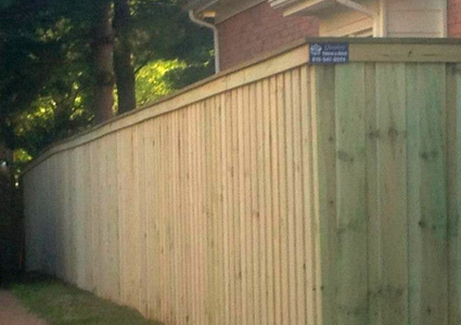 Privacy Fencing Options in Murfreesboro, TN | Quality Fence & Deck - privacy-fencing