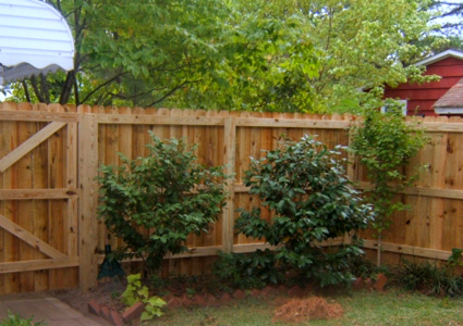 Wood Fencing Installation in Murfreesboro, TN | Quality Fence & Deck - wood-fencing